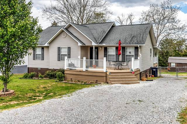 209 Sandy Circle, LaFollette, TN 37766 (#1150156) :: Shannon Foster Boline Group