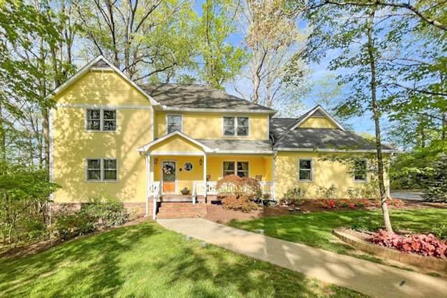 7911 Ember Crest Tr, Knoxville, TN 37938 (#1150778) :: JET Real Estate