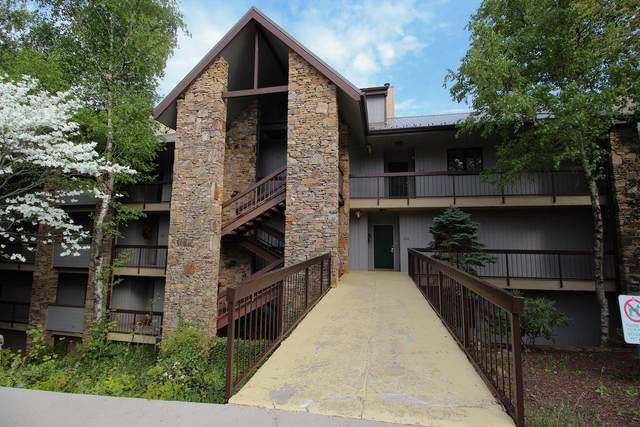 1130 Ski View Dr. Unit 112, Gatlinburg, TN 37738 (#1151336) :: Shannon Foster Boline Group