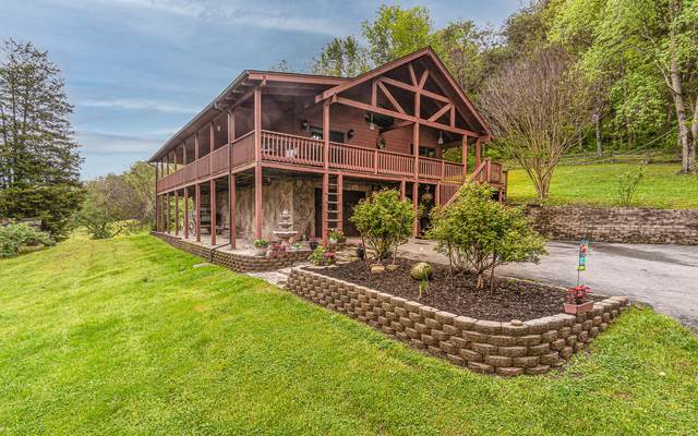 1369 W Hwy 25-70, Dandridge, TN 37725 (#1151443) :: Tennessee Elite Realty