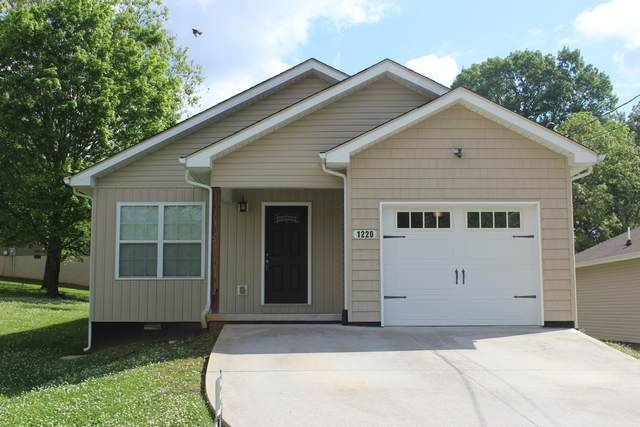 1220 Fielding Drive, Maryville, TN 37804 (#1151794) :: The Cook Team