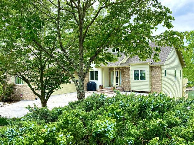 150 Rutgers Circle, Crossville, TN 38558 (#1151924) :: JET Real Estate