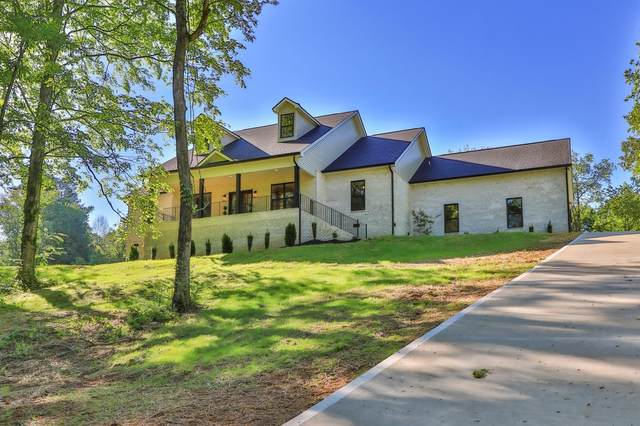 3423 W Wolf Valley Rd, Clinton, TN 37716 (#1152545) :: JET Real Estate
