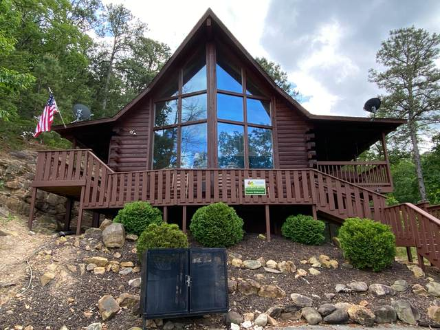 2220 Hideaway Way, Sevierville, TN 37876 (#1152898) :: Catrina Foster Group