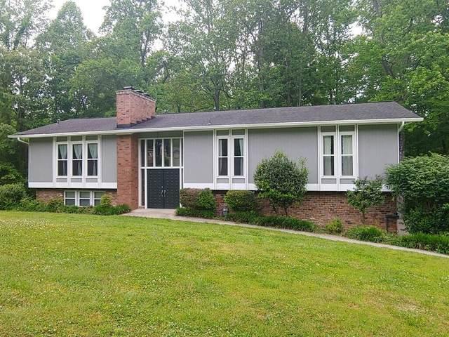 127 Barrington Drive, Oak Ridge, TN 37830 (#1153048) :: JET Real Estate