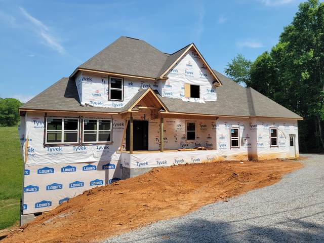 Lot 8 Landmark Point Ph 1, Sevierville, TN 37862 (#1153133) :: JET Real Estate