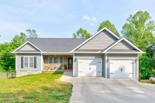 2141 E Ridgewood Drive, Louisville, TN 37777 (#1153532) :: Cindy Kraus Group | Realty Executives Associates
