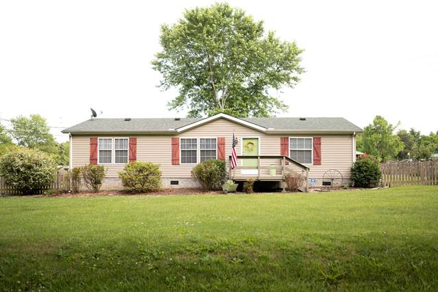 1714 Old Mount Tabor Rd, Maryville, TN 37801 (#1154513) :: Tennessee Elite Realty