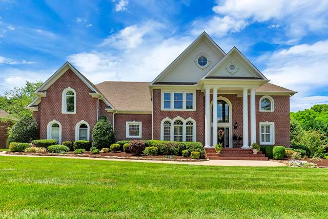 1551 Wembley Hills Rd, Knoxville, TN 37922 (#1154772) :: JET Real Estate