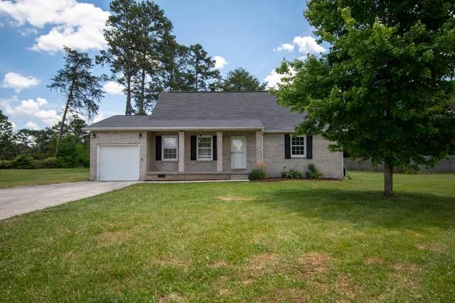 515 Stowers Drive, Corryton, TN 37721 (#1155167) :: JET Real Estate
