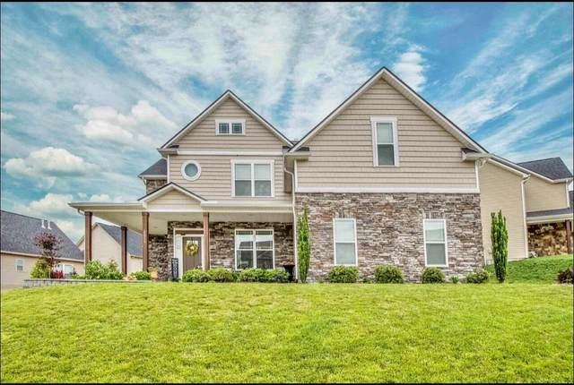 2613 Turkey Trot Lane, Knoxville, TN 37932 (#1155569) :: Cindy Kraus Group | Realty Executives Associates