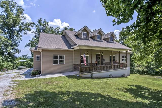 107 Squaw Valley Rd, Kingston, TN 37763 (#1155682) :: Tennessee Elite Realty