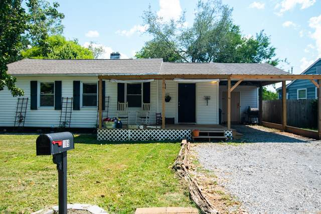 109 Norris Ave, Maryville, TN 37804 (#1155961) :: JET Real Estate