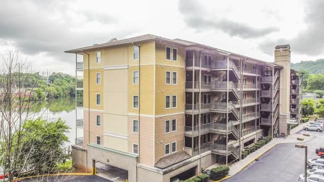 3001 River Towne Way Apt Way #409, Knoxville, TN 37920 (#1156004) :: JET Real Estate