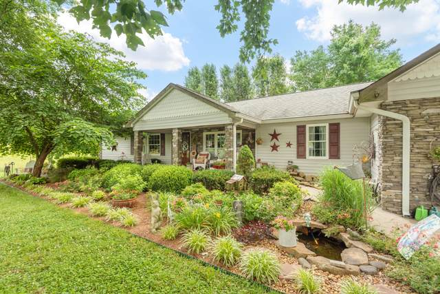 1711 Monroe St, Sweetwater, TN 37874 (#1156042) :: Catrina Foster Group
