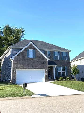 1440 Mossy Rock Lane, Knoxville, TN 37922 (#1156079) :: Catrina Foster Group