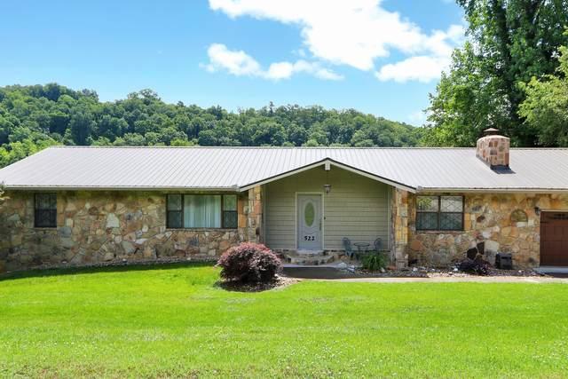 522 Greenwood Drive, Clinton, TN 37716 (#1156210) :: Realty Executives Associates
