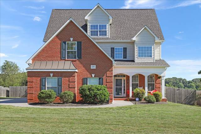 12907 Meadow Pointe Lane, Knoxville, TN 37934 (#1156362) :: JET Real Estate