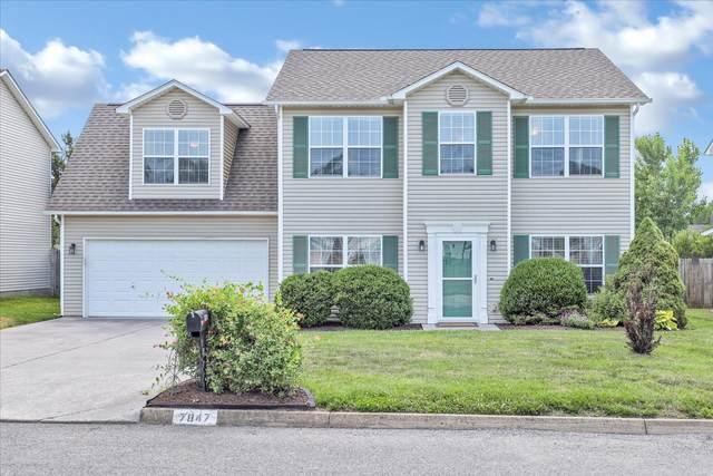 7847 Dawnview Rd, Powell, TN 37849 (#1156391) :: JET Real Estate