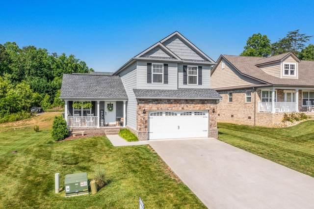 104 Cottage Court, Oak Ridge, TN 37830 (#1156553) :: Catrina Foster Group