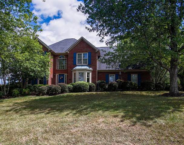 3109 Hampton Circle, Morristown, TN 37814 (#1157134) :: Billy Houston Group
