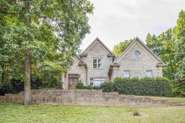10245 Castlebridge Court, Knoxville, TN 37922 (#1157730) :: JET Real Estate