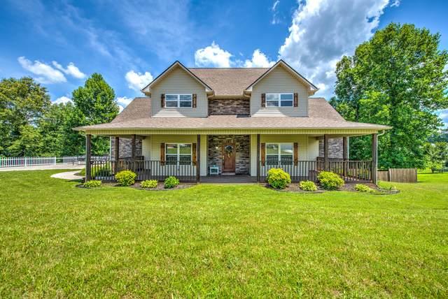 263 Bluff Trace, Jacksboro, TN 37757 (#1157848) :: Realty Executives Associates