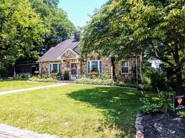 1208 Woodlawn Ave, Maryville, TN 37804 (#1157872) :: Billy Houston Group