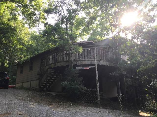 2204 Happy Creek Rd, Seymour, TN 37865 (#1157962) :: The Terrell-Drager Team