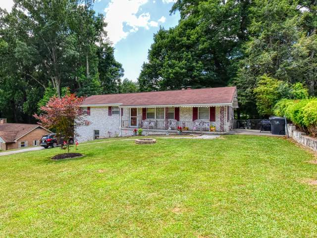 1731 Woodhaven Drive, Knoxville, TN 37914 (#1157968) :: Realty Executives Associates
