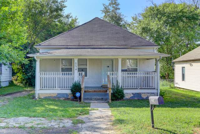 224 E Morelia Ave, Knoxville, TN 37917 (#1159138) :: Realty Executives Associates