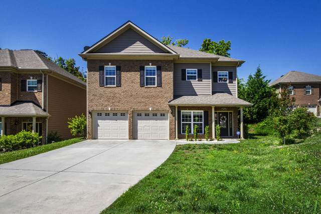 1603 Whistler Woods Way, Knoxville, TN 37922 (#1159395) :: The Cook Team