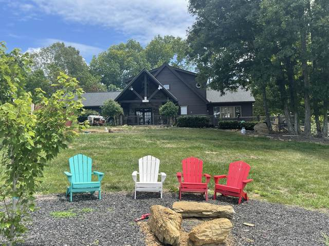 713 Kitts View Way, Seymour, TN 37865 (#1159609) :: The Terrell-Drager Team