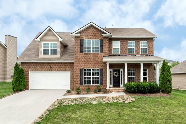 2439 Ancient Oak Lane, Knoxville, TN 37931 (#1159655) :: Tennessee Elite Realty