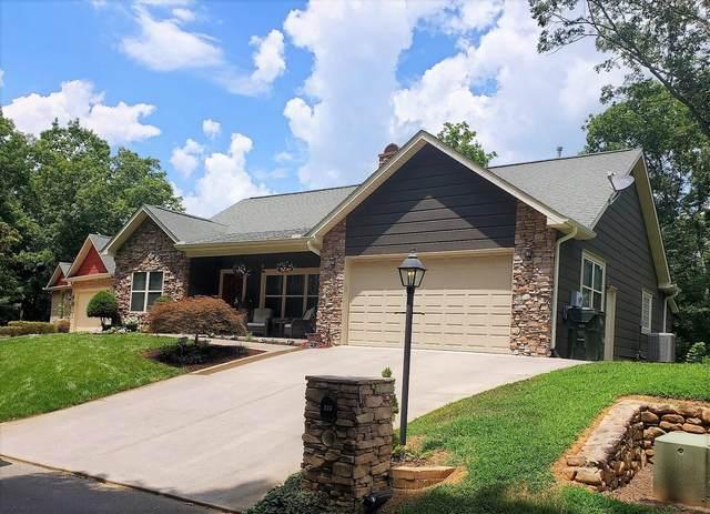 333 Saddleback Way, Sevierville, TN 37862 (#1160310) :: Shannon Foster Boline Group