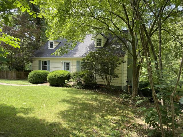 4715 W Sunset Road, Knoxville, TN 37914 (#1160332) :: Billy Houston Group