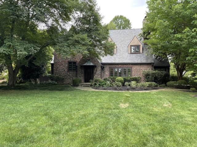 2221 Cherokee Blvd, Knoxville, TN 37919 (#1160635) :: JET Real Estate