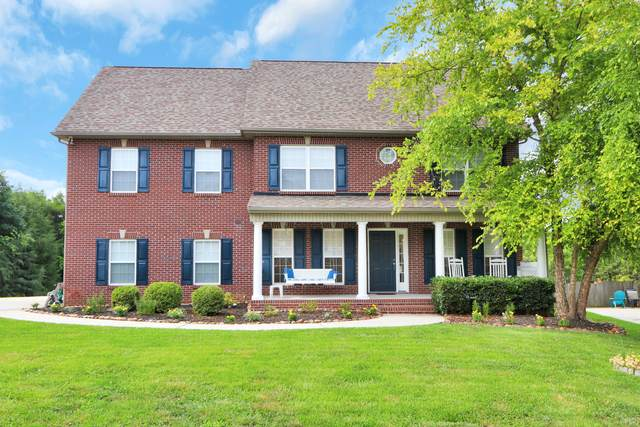 4608 French Lace Lane, Knoxville, TN 37918 (#1160791) :: JET Real Estate
