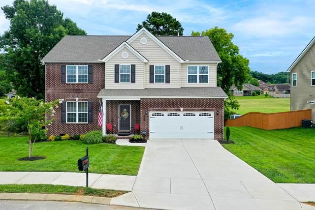 707 Kingfisher St, Maryville, TN 37801 (#1161180) :: JET Real Estate