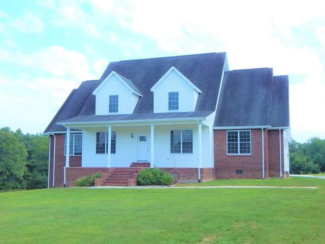 116 N Victor Way, Crossville, TN 38555 (#1161621) :: Billy Houston Group