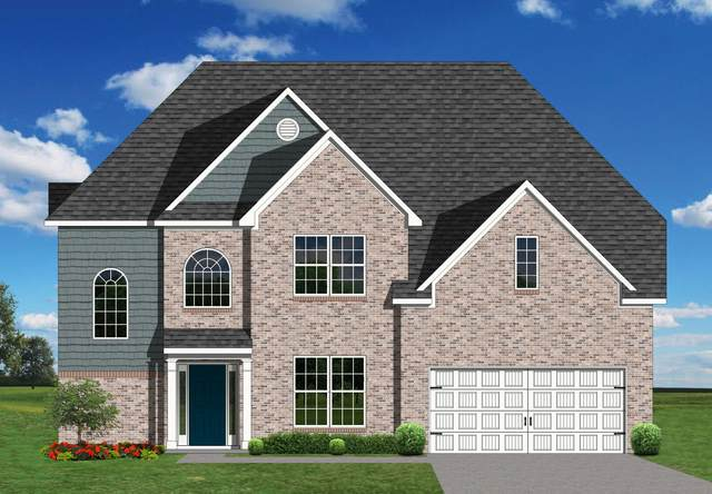 4607 Ivy Rose Drive, Knoxville, TN 37918 (#1161814) :: Realty Executives Associates