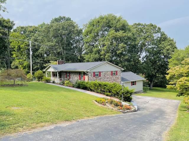 2651 Karenwood Drive, Maryville, TN 37804 (#1161978) :: Catrina Foster Group