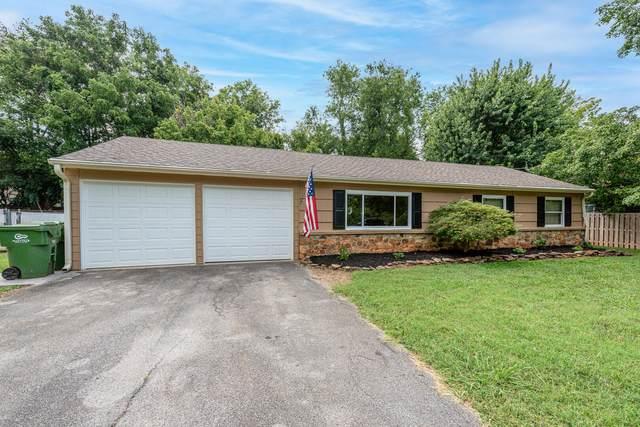 1405 Parkside Drive, Maryville, TN 37803 (#1162077) :: Realty Executives Associates