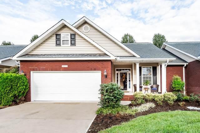 4829 Lindsey Blair Lane #45, Knoxville, TN 37918 (#1162178) :: Cindy Kraus Group | Engel & Völkers Knoxville