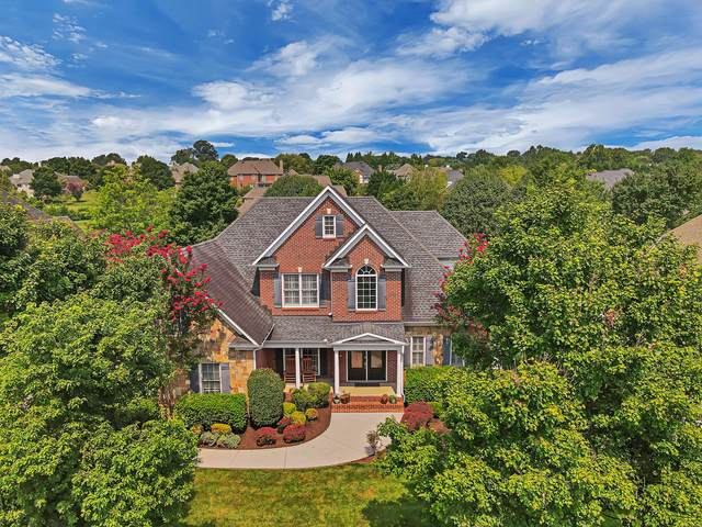 8823 Steeplechase Drive, Knoxville, TN 37922 (#1162245) :: The Cook Team
