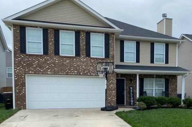 7451 Lucky Clover Lane, Knoxville, TN 37931 (#1162379) :: Adam Wilson Realty