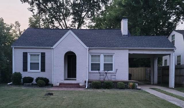 115 Rose Drive, Knoxville, TN 37918 (#1162565) :: Catrina Foster Group