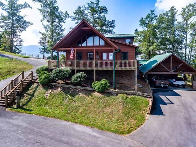 2491 Black Bear Ridge Way, Sevierville, TN 37862 (#1162872) :: Cindy Kraus Group | Engel & Völkers Knoxville