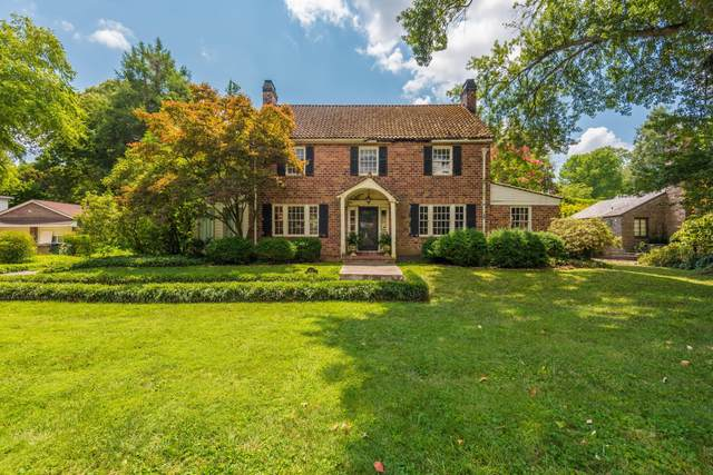 3812 SW Glenfield Drive, Knoxville, TN 37919 (#1163120) :: Catrina Foster Group