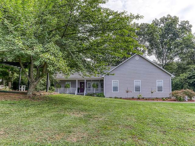 1444 Indian Warpath Rd, Sevierville, TN 37876 (#1163226) :: The Terrell-Drager Team